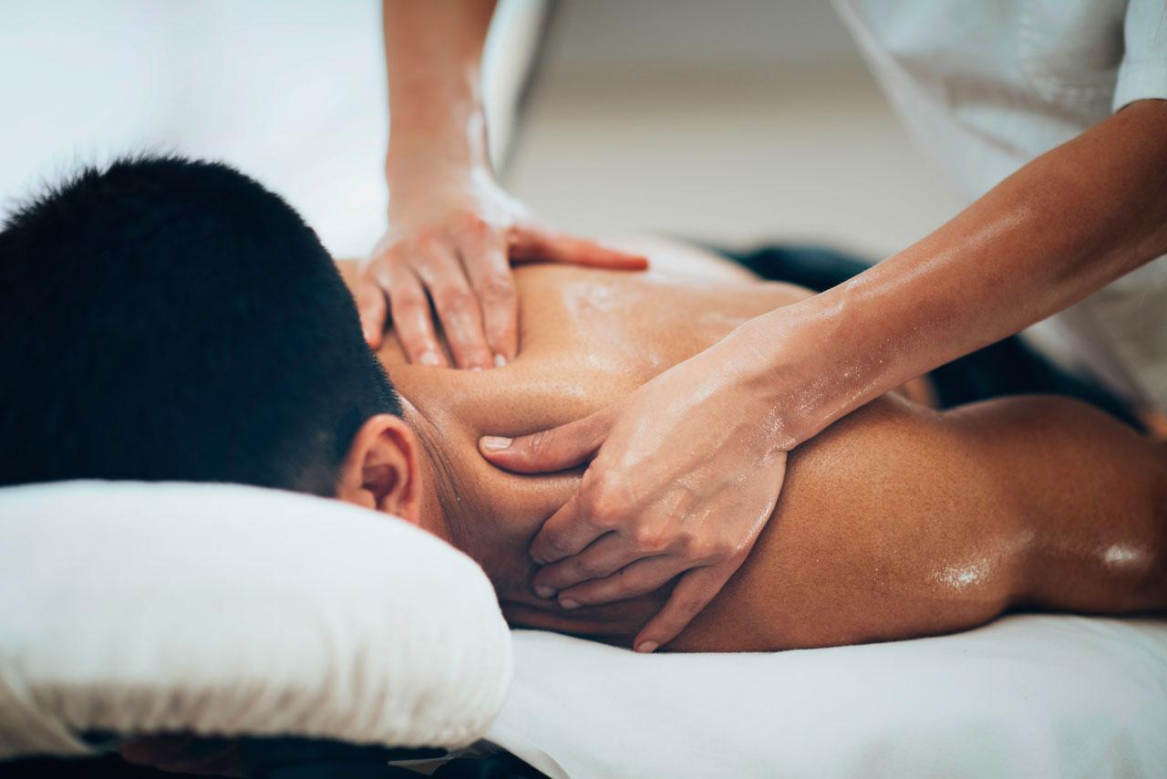 Wellness - Apres Sport Massage Banner