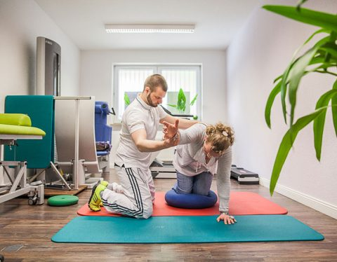 physiotherapie witten in aktion